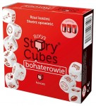 Story Cubes: Bohaterowie